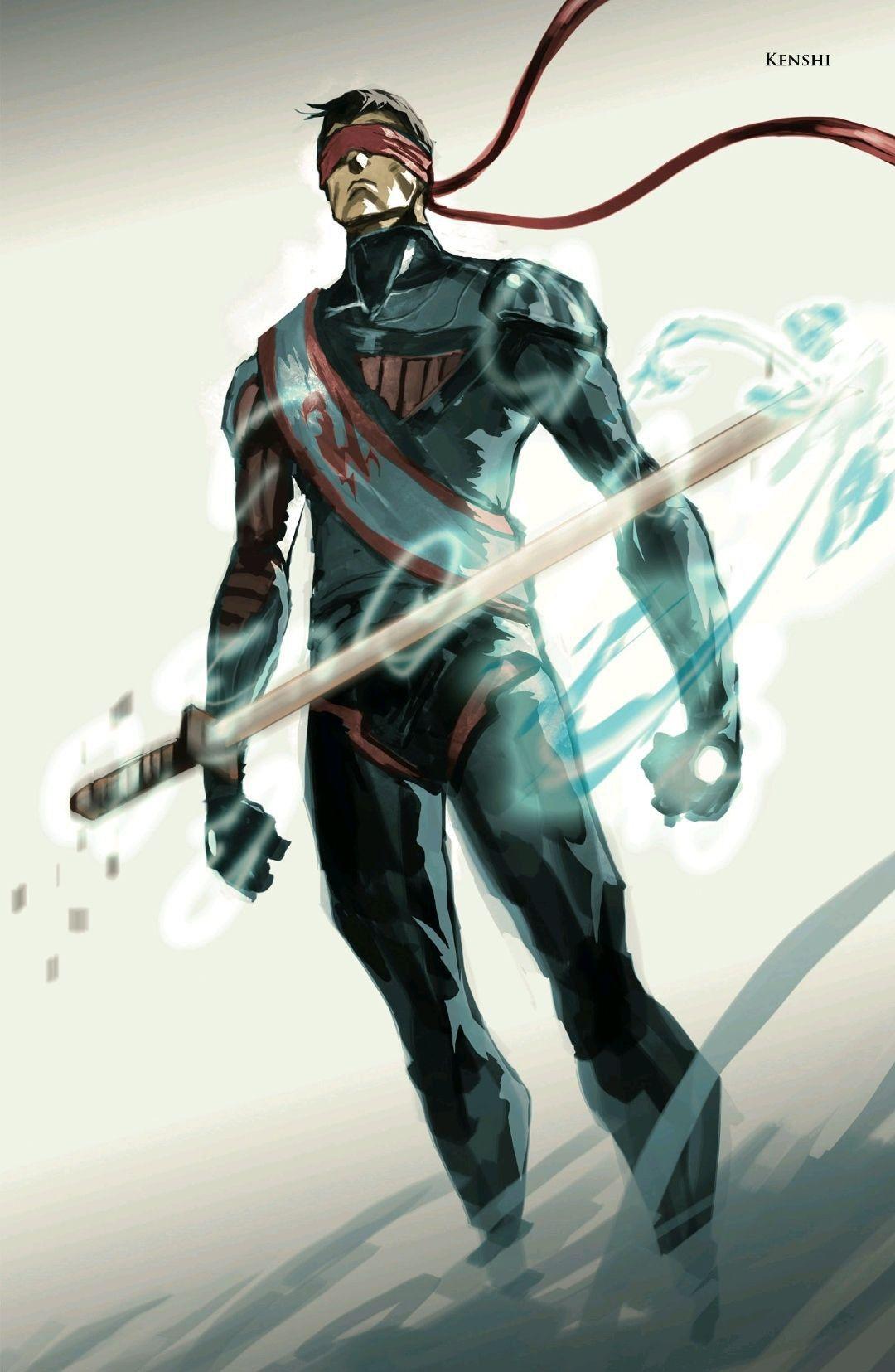 Mortal Kombat x Readers - Kenshi x Reader x Scorpion P1