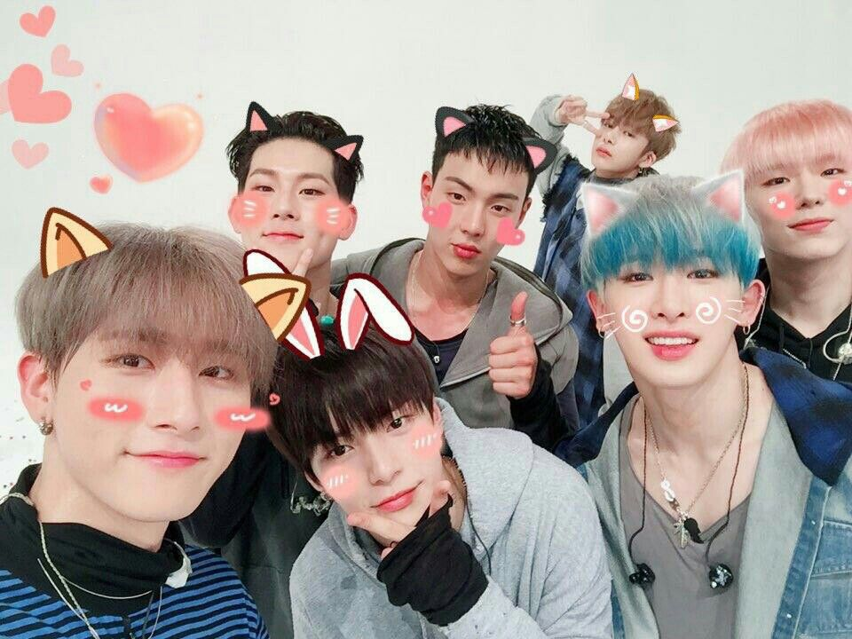 MONSTA X Reactions ♡ - Dates ~♡ - Wattpad