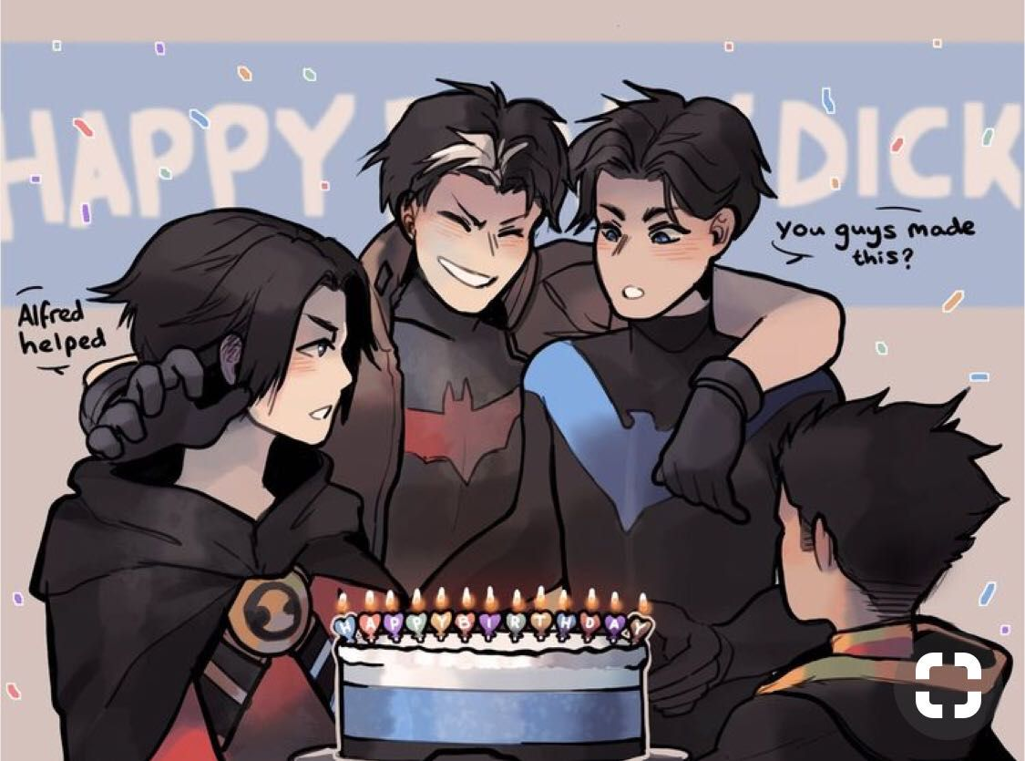 Batfamily X Batsis Reader Tumblr