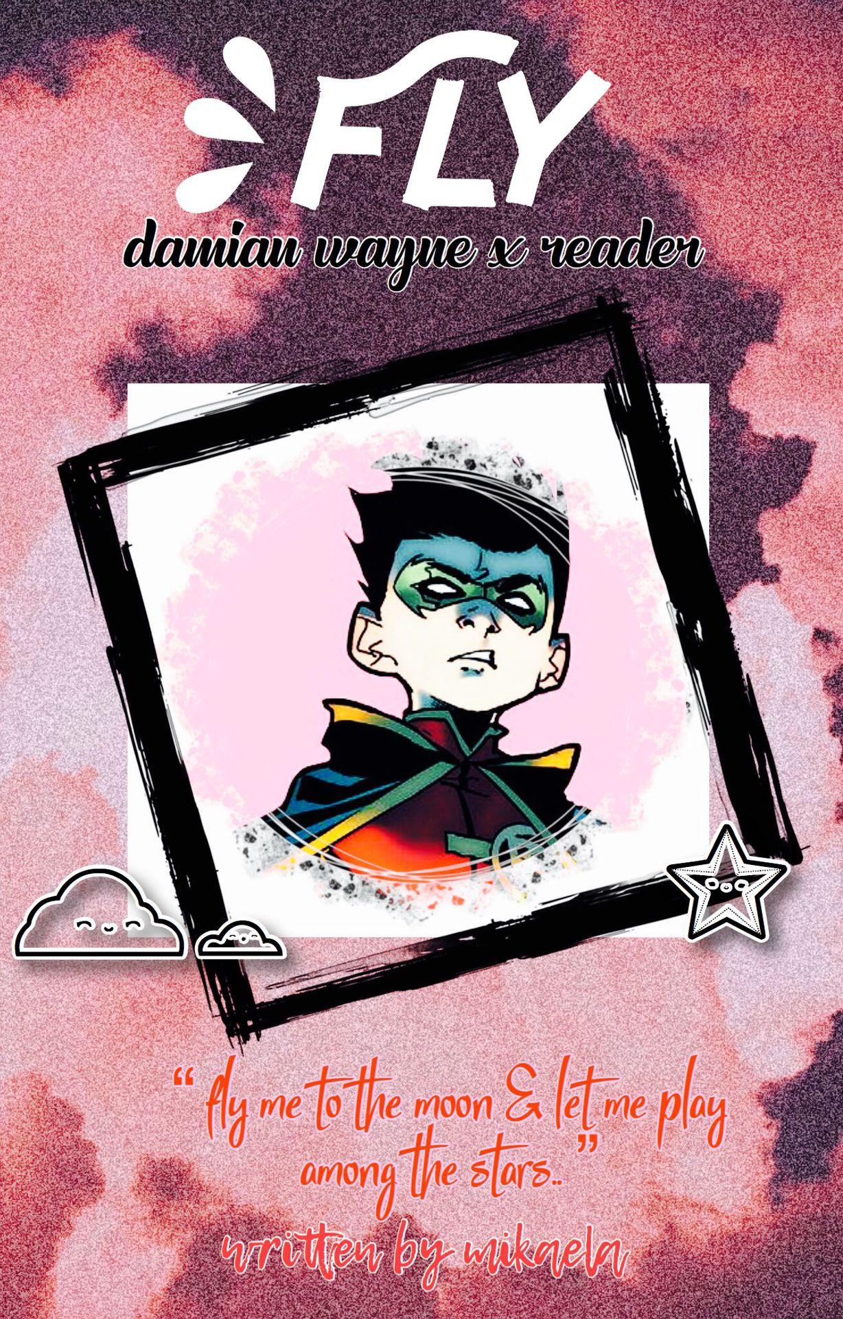 Damian Wayne X Reader Angst