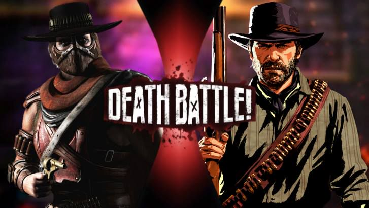 DEATH BATTLE! , Erron Black VS Arthur Morgan , Wattpad