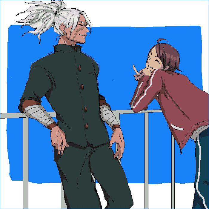 Male!Aoi Asahina X Reader