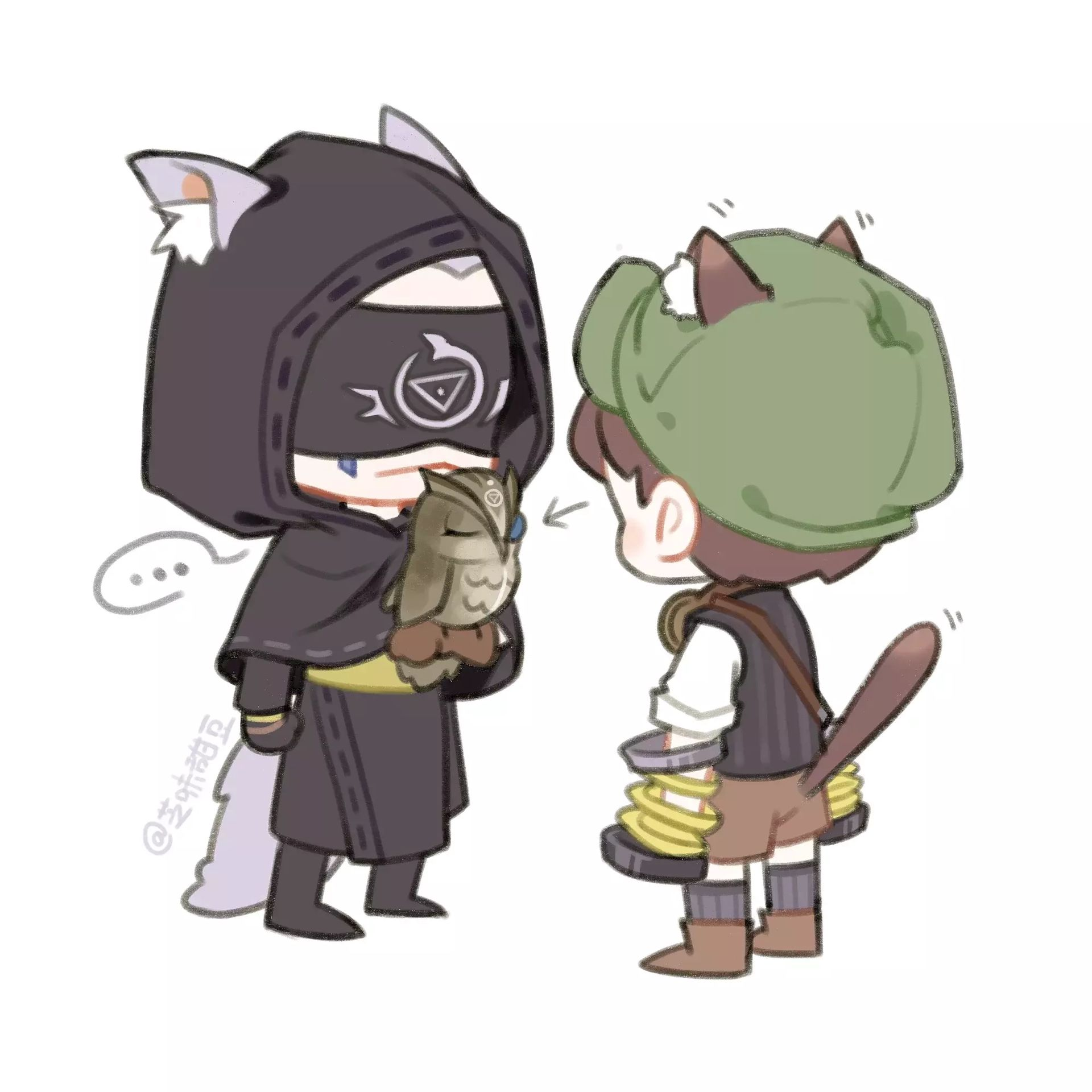 Identity V Fanfic: All Couple