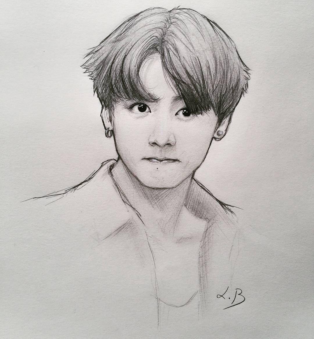 My Sketches Jungkook 2 Wattpad