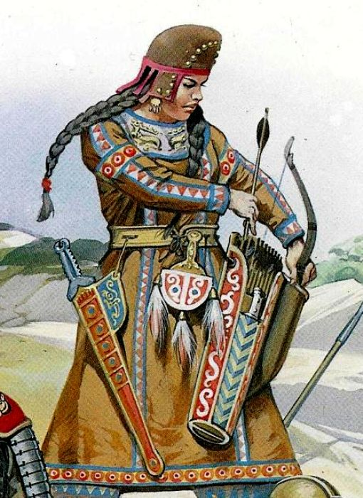 Female Warriors - Amage - Wattpad