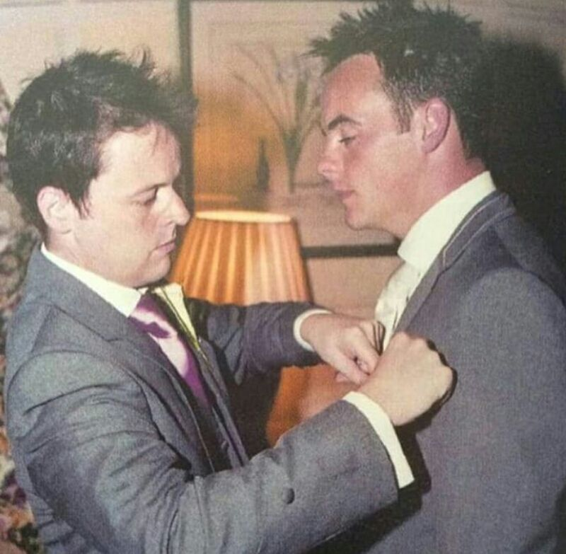 Ant and Dec Prompts - And Im a NUDE-le! - Wattpad