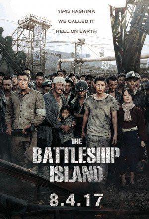 Best Korean Dramas to Watch - The Battleship Island (Korean