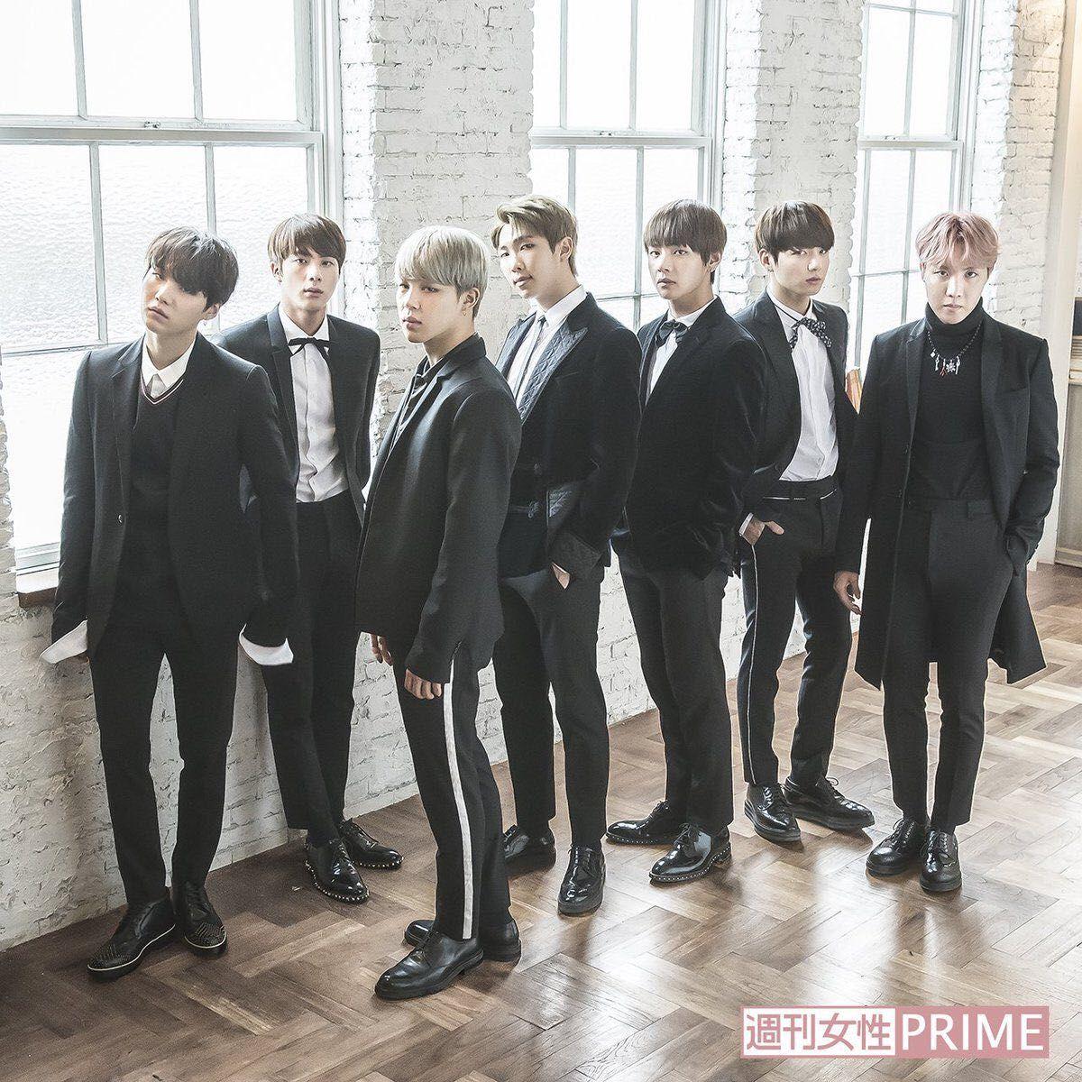 My Seven Rich Boyfriends - Rich!CEO!BTS x Male!Reader - Character