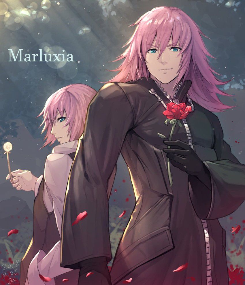 Marluxia x reader