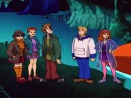 Scooby Doo And Kiss Rock N Roll Cat Man X Oc Alexis Loch Ness