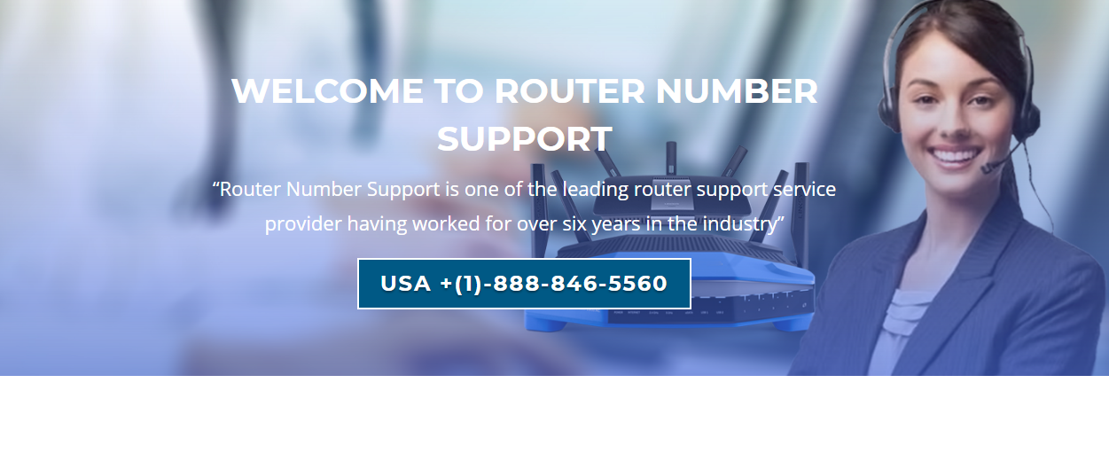 Router Number Support Services - Router common issues