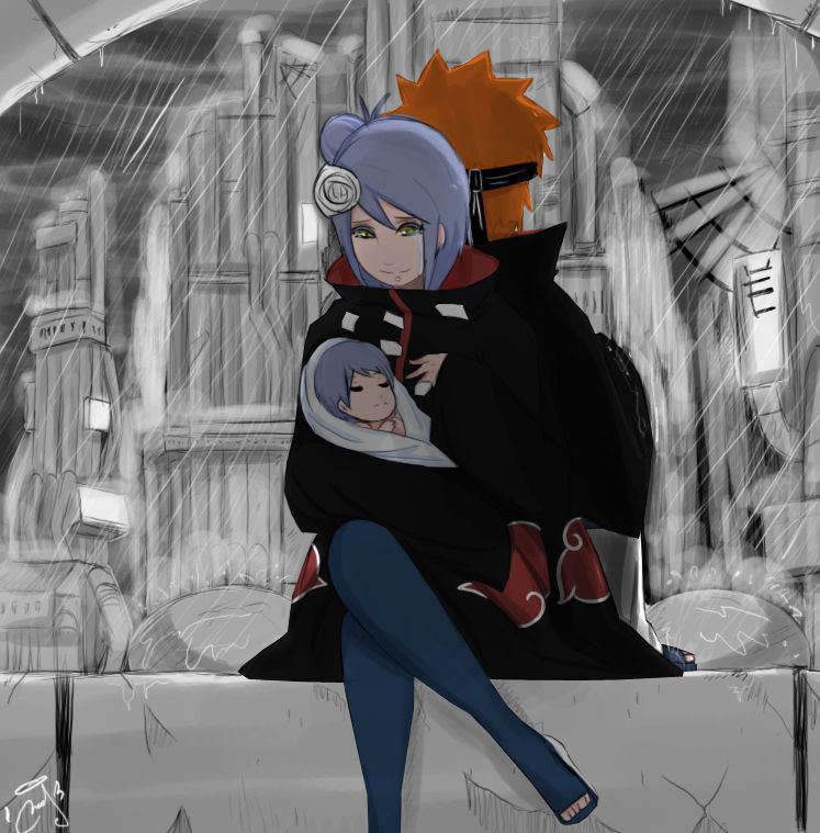 The Flower That Will Someday Wilt |Naruto Fanfic ...  The Flower That...