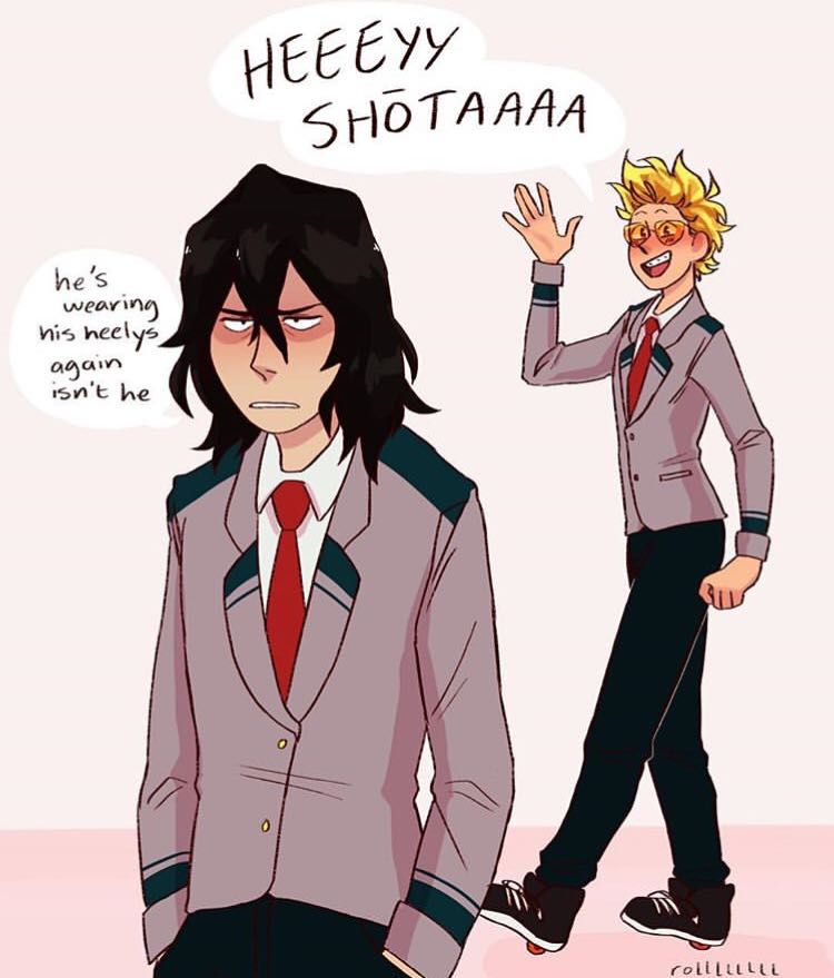 Aizawa/All Might/Present Mic Boyfriend Scenarios - Your Quirk