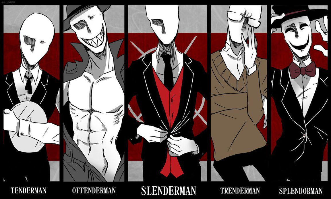 slenderman x reader lemon - how i met slender man - Wattpad
