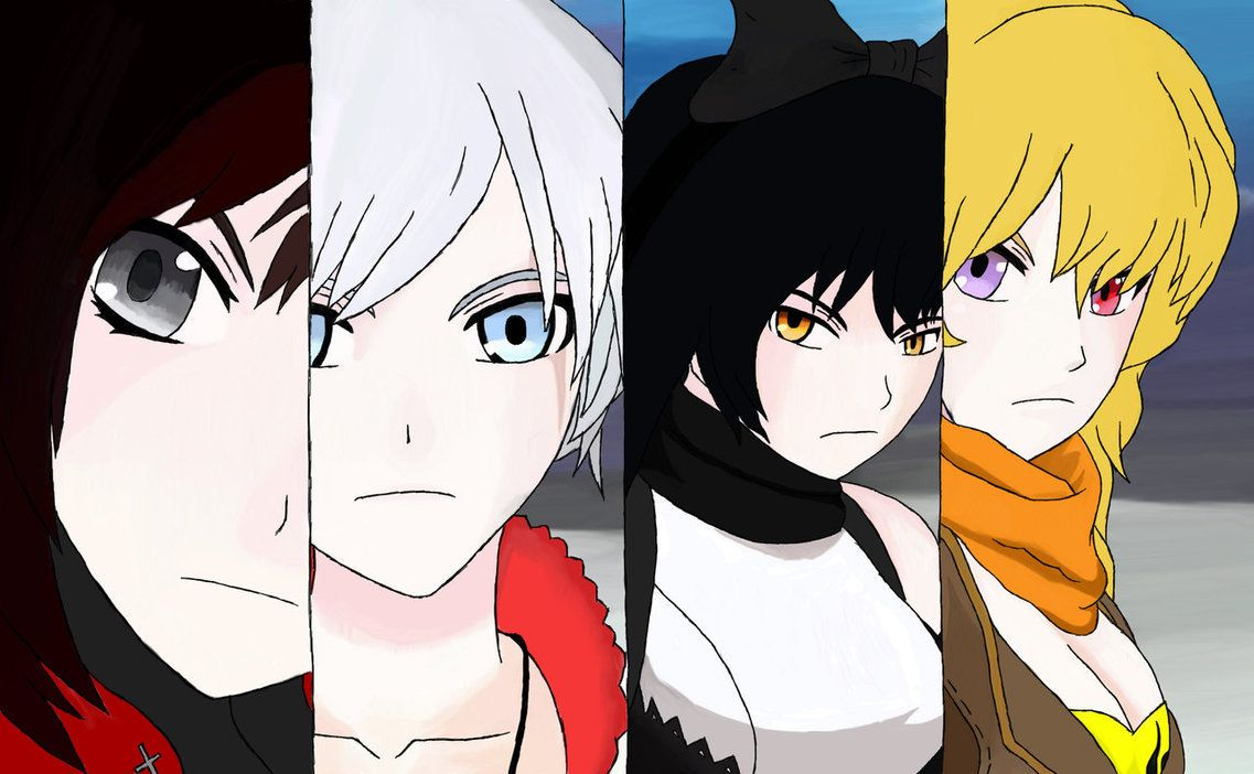 Rwby Female X male Reader (Opened once more) - Rejecting
