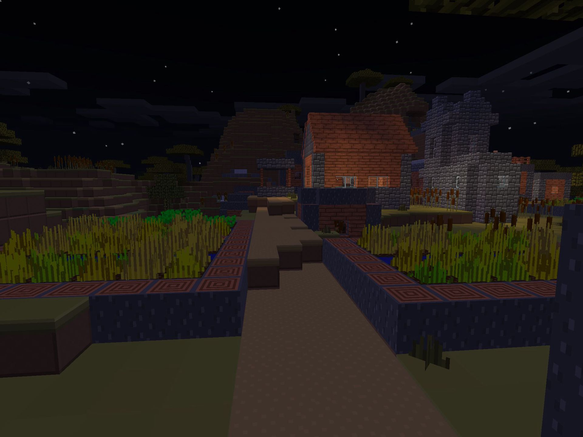 Minecraft World 666 Journal - Chapter 3: the first night - Page 3