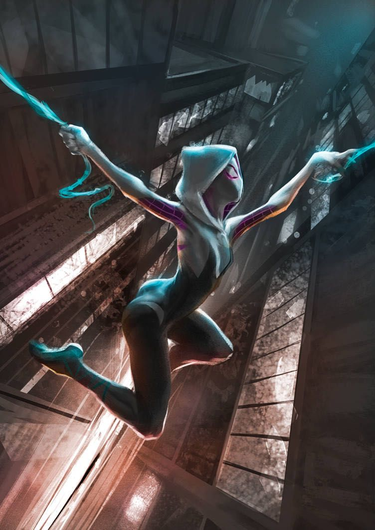 A New Home: Spider-Gwen x Male Reader - Vol  13-Outnumbered - Wattpad