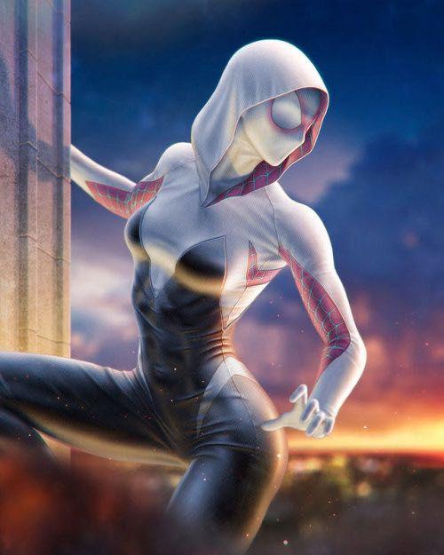 A New Home: Spider-Gwen x Male Reader - Vol  14-Sharpshooter - Wattpad