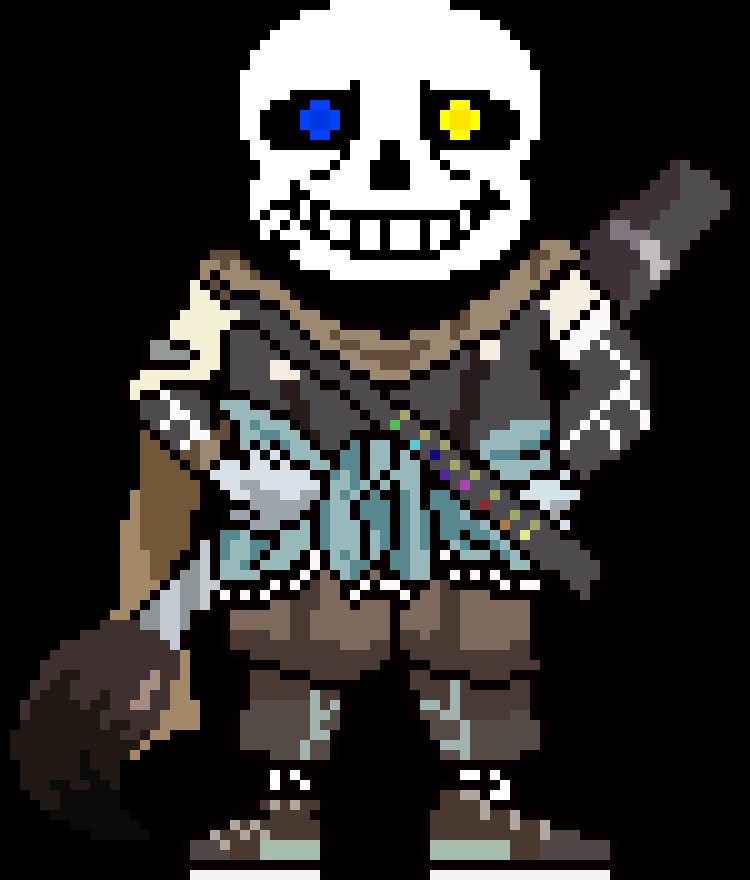 Infinity guide to the aus of undertale  - Ink Sans  - Wattpad
