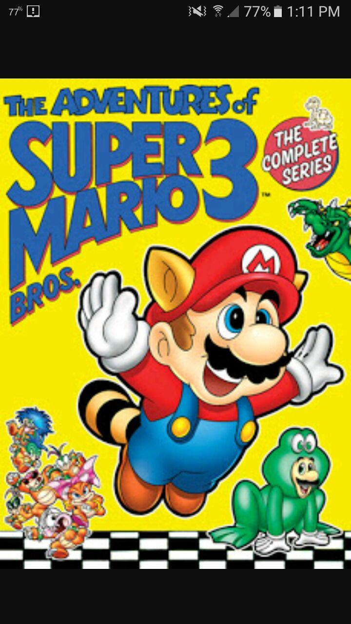 The Adventures Of Super Mario Bros 3 Episode 1 Koopalings