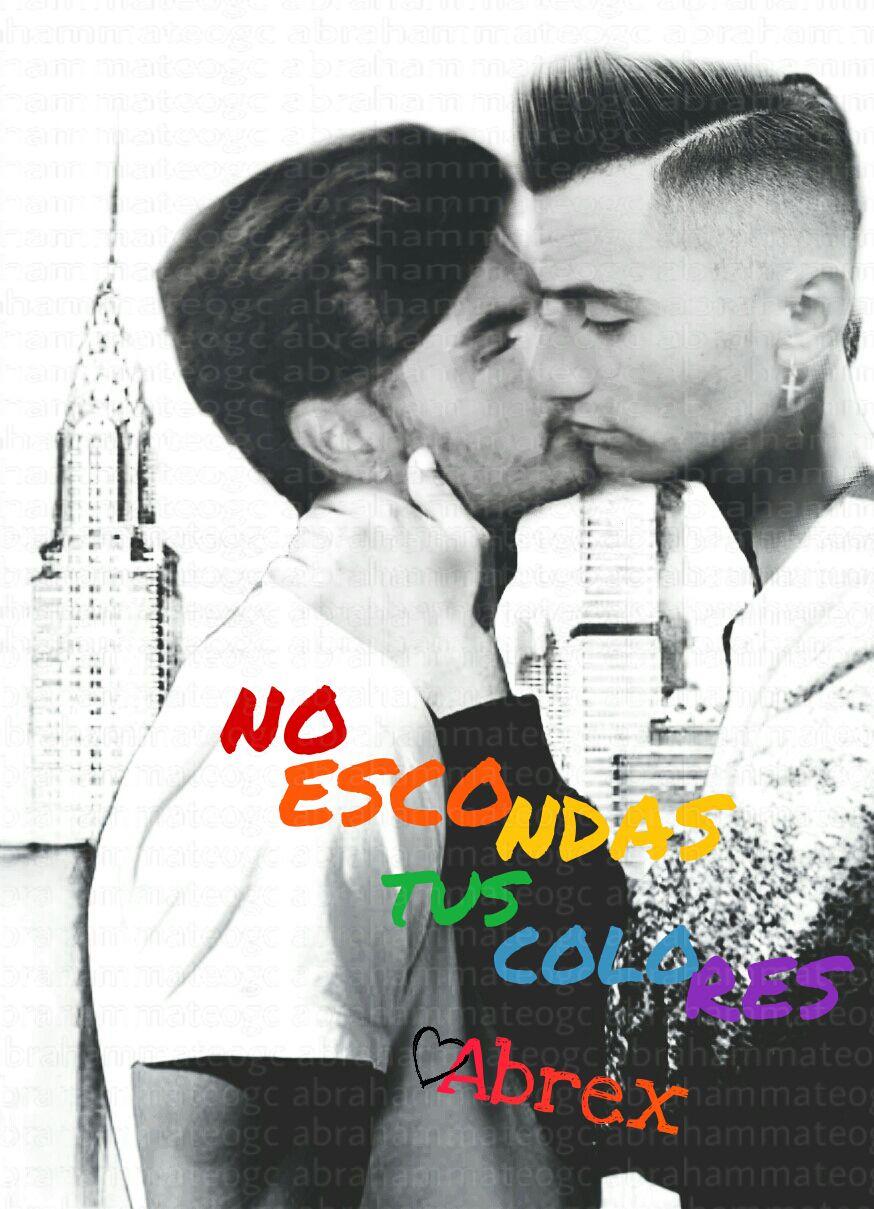Abraham Mateo Porno Gay no escondas tu colores [abrex] - cap.7 - wattpad