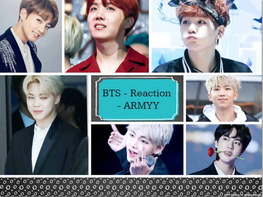 BTS - Réaction - ARMYY - BTS - Reaction - ARMYY - Wattpad