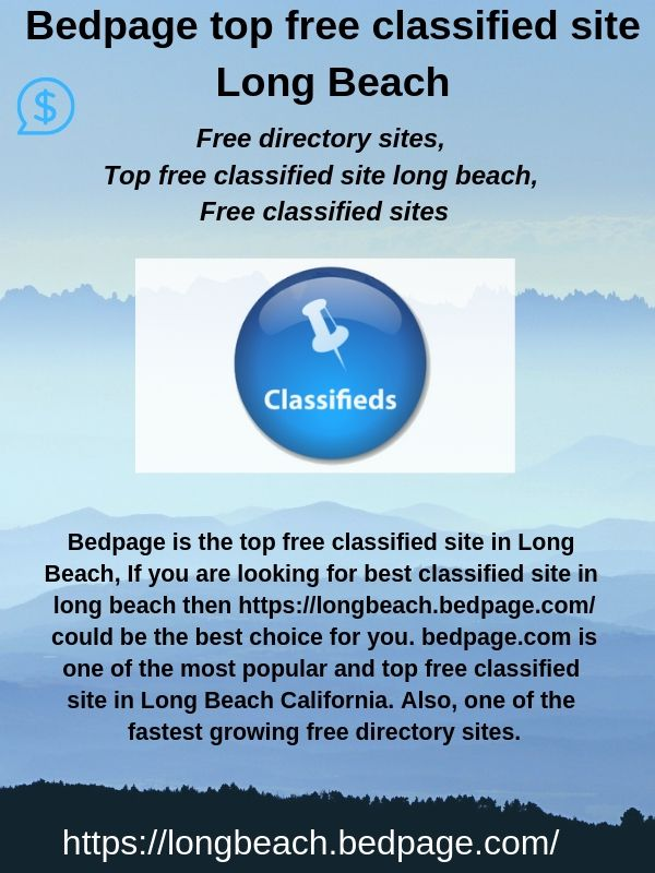 Bedpage top free classified site Long Beach - Bedpage top free