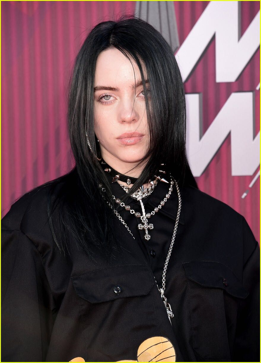 Billie Eilish Imagines Hair Dying Wattpad