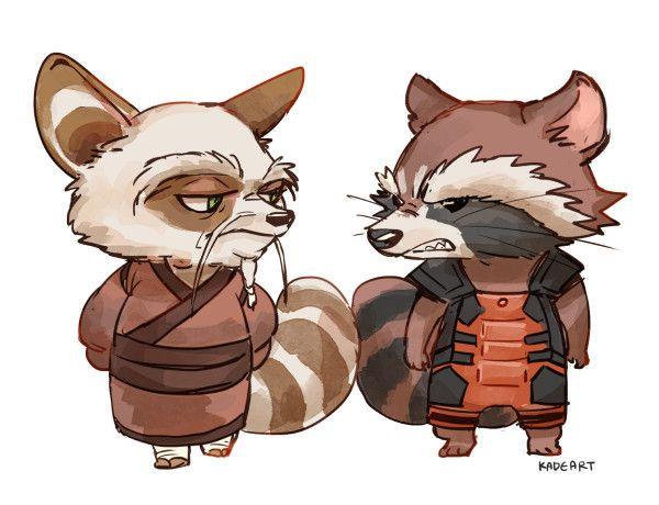 Master Shifu X {Female} Reader - Everybody was kung fu