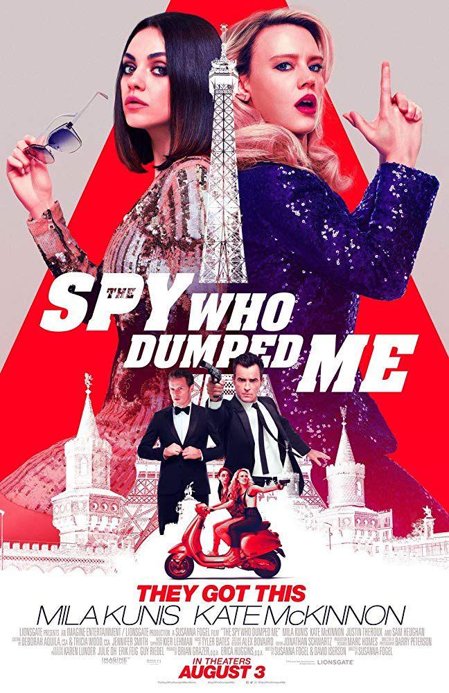 Black Manta Best Watch The Spy Who Dumped Me 2018 Full Hd