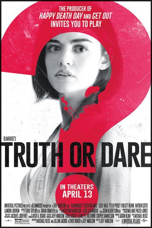 Black Manta Best Watch Truth Or Dare 2018 Full Hd Movie Online