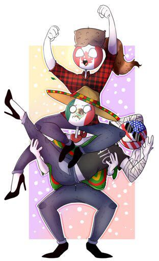 CountryHumans Headcanons and More - 27 - North America ...