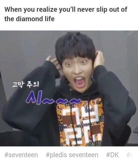 Seventeen Memes Completed F I V E Wattpad