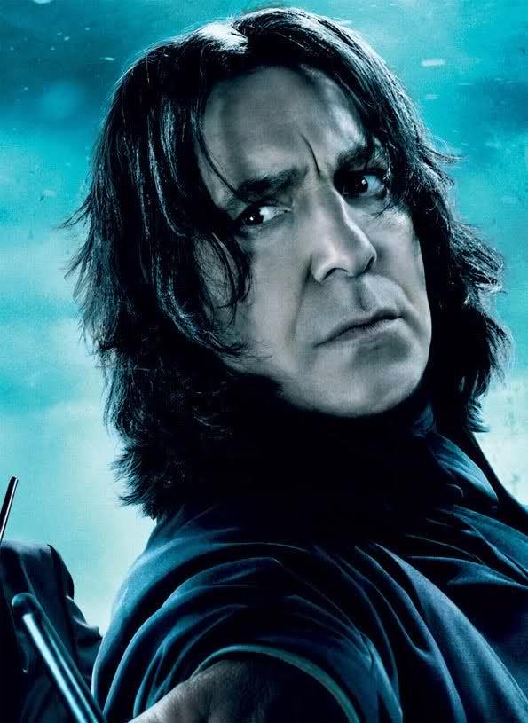 Nephilim Bride | A Severus Snape x Reader Lemon Series - An