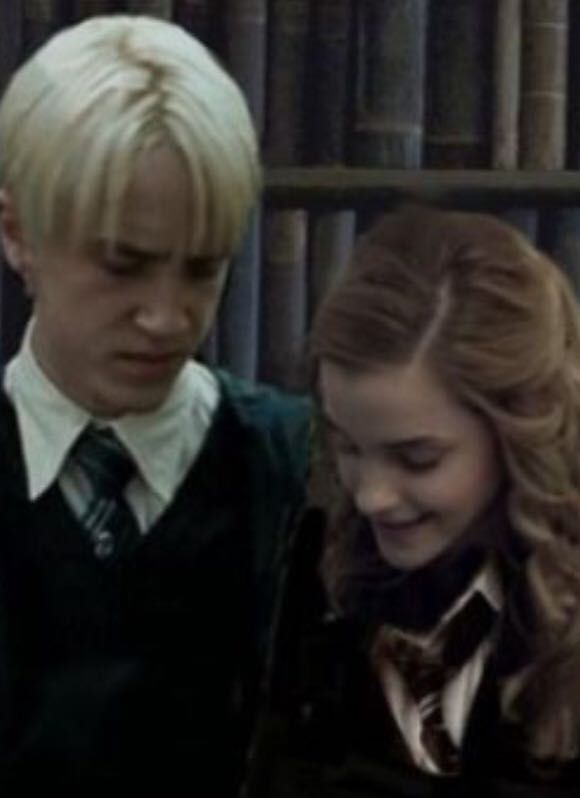 Necessary draco is fucking hermione morning shower you tell