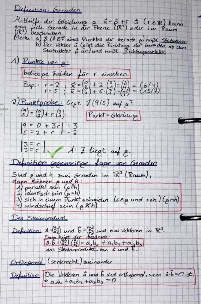 Abschluss Mathe