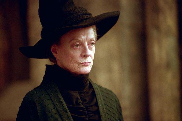Harry Potter Horoszkóp - 22: Mit gondolsz McGalagonyról, mikor meglátod őt  a Roxfort kapujában - Wattpad