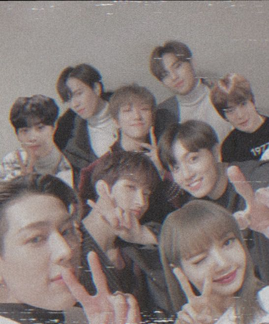 Eight men and a woman || 1997 liners x ls m - Introduction