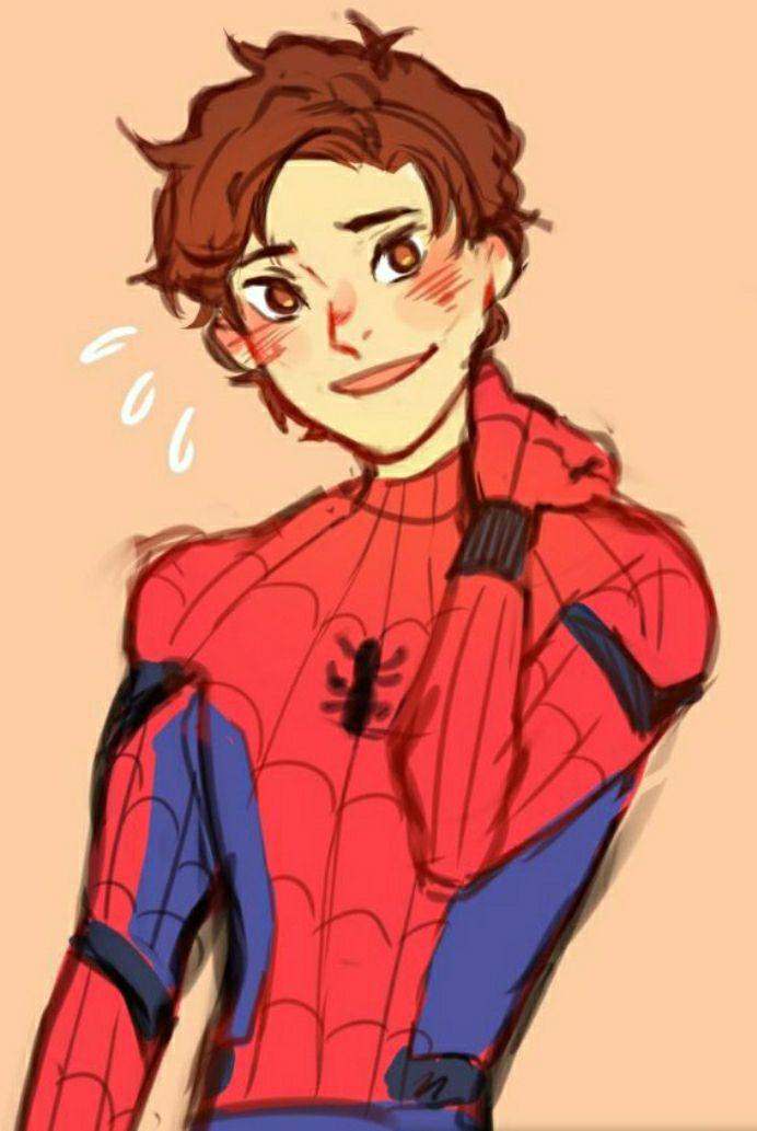 Marvel One Shots and Lemons - ☁Insomnia - Peter Parker x