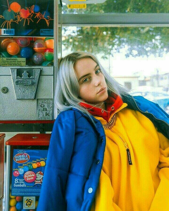 Make me sad boy, look whos sad daddy // Billie Eilish x