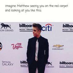 Magcon imagines the red carpet matt espinosa wattpad