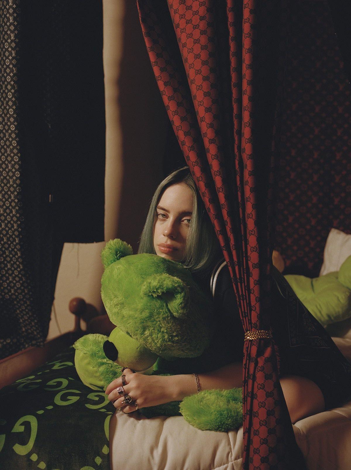 Billie Eilish x Que // FANFIC - Just like a kid - Wattpad