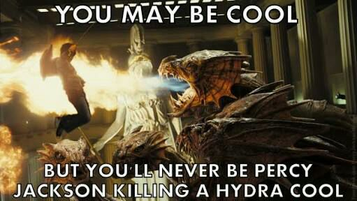 Percy Jackson (Memes And More)