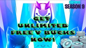 Free Fortnite V Bucks Generator 2019