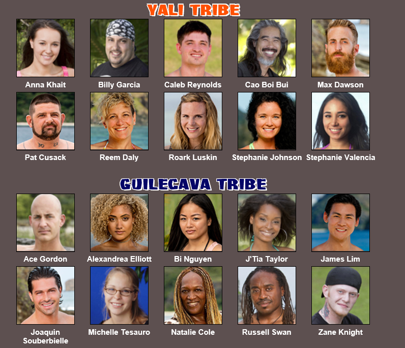 survivor spoilers season 41 survivor season 41