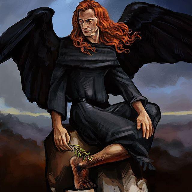 Wild Eyes | A Crowley x Reader lemon series - Midnight