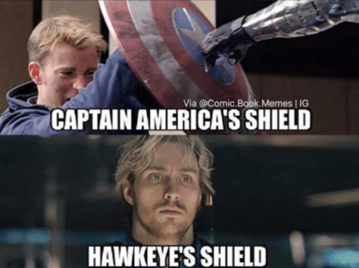 Avengers Preferences and Imagines - What TV show you two