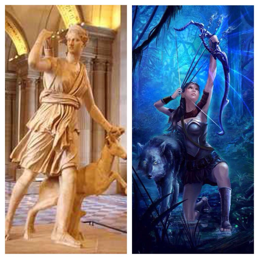 Mythology Artemis Greek Wattpad