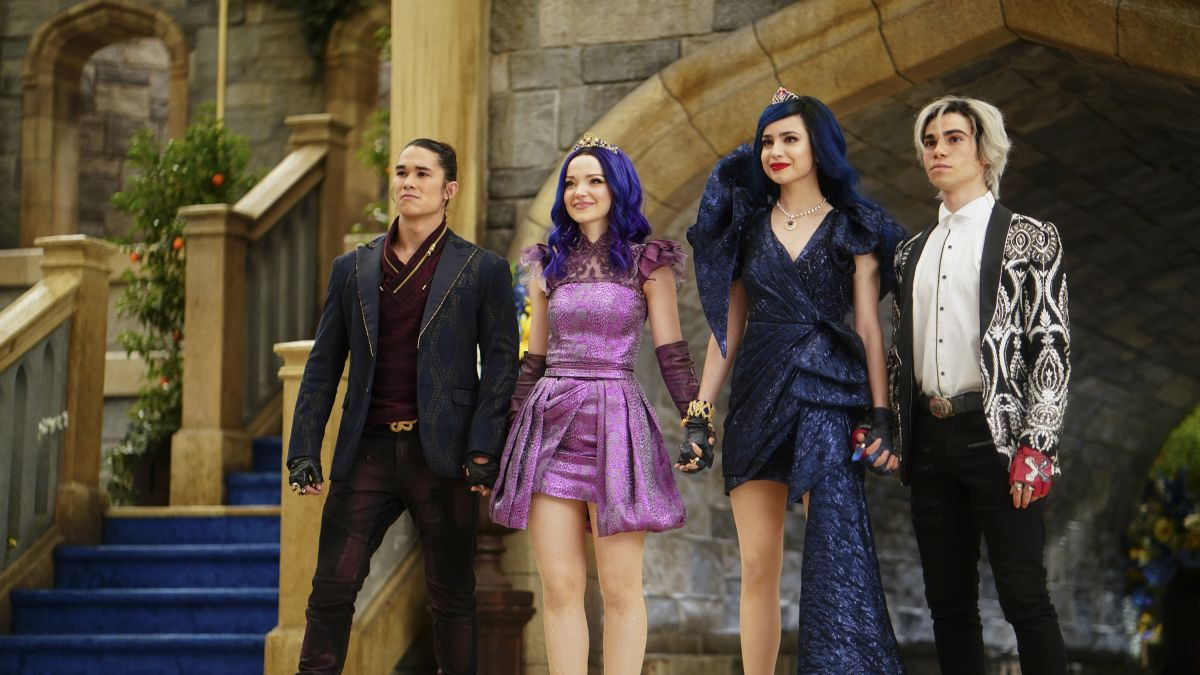 Break This Down: Descendants - My Opinionated (Rant) Review