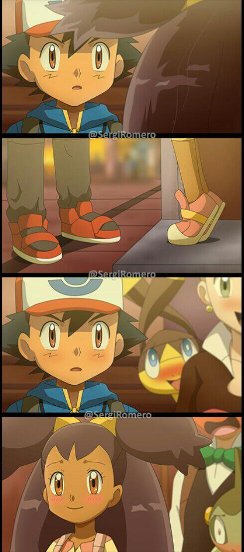 Pokemon may x ash lemon